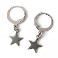 Kolczyki gwiazdki BA3481